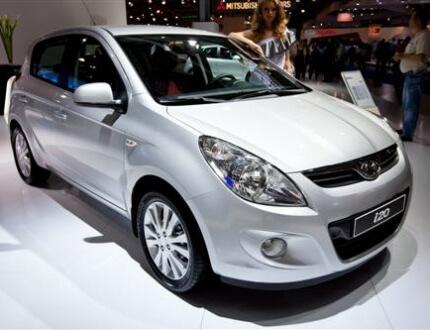 ביטוח רכב ליונדאי i20